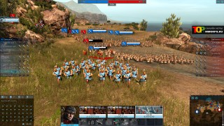 Видео Total War: Arena