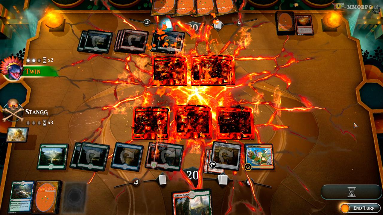 magic карточная игра онлайн