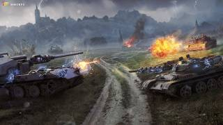 "Режим ""Последний Ваффентрагер"" в World of Tanks"