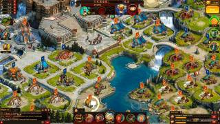 Скриншоты Vikings: War of Clans