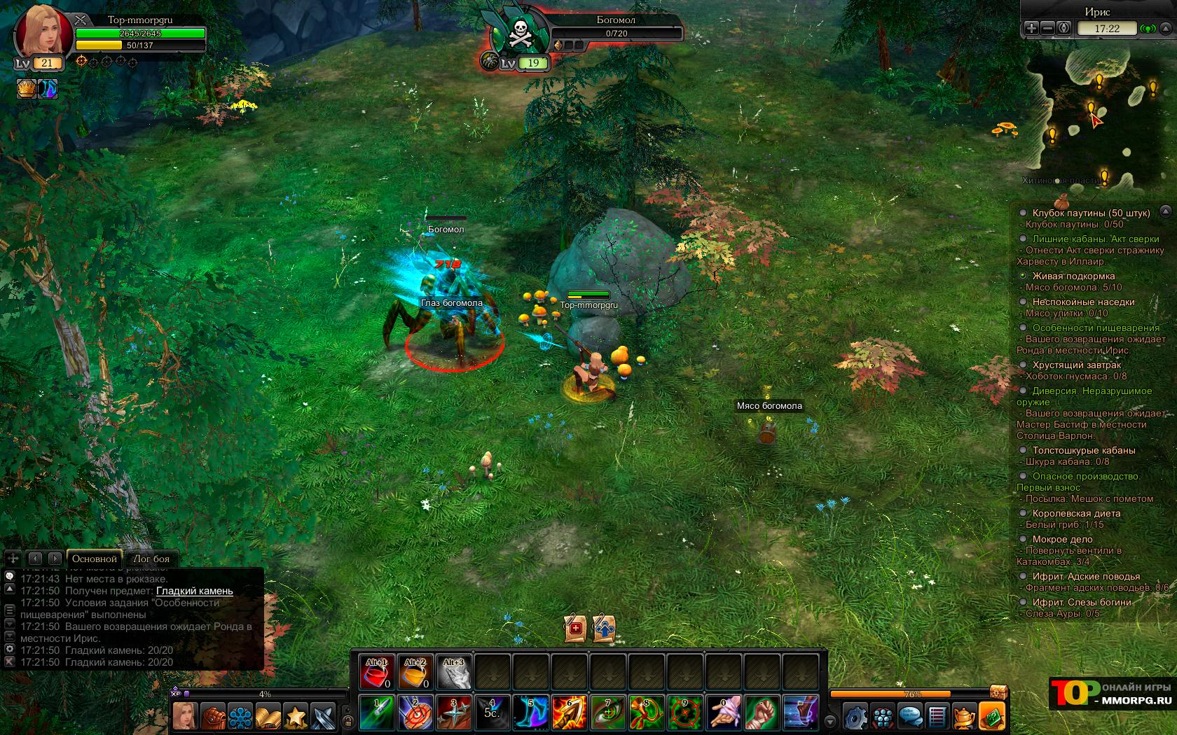 скриншот Royal Quest